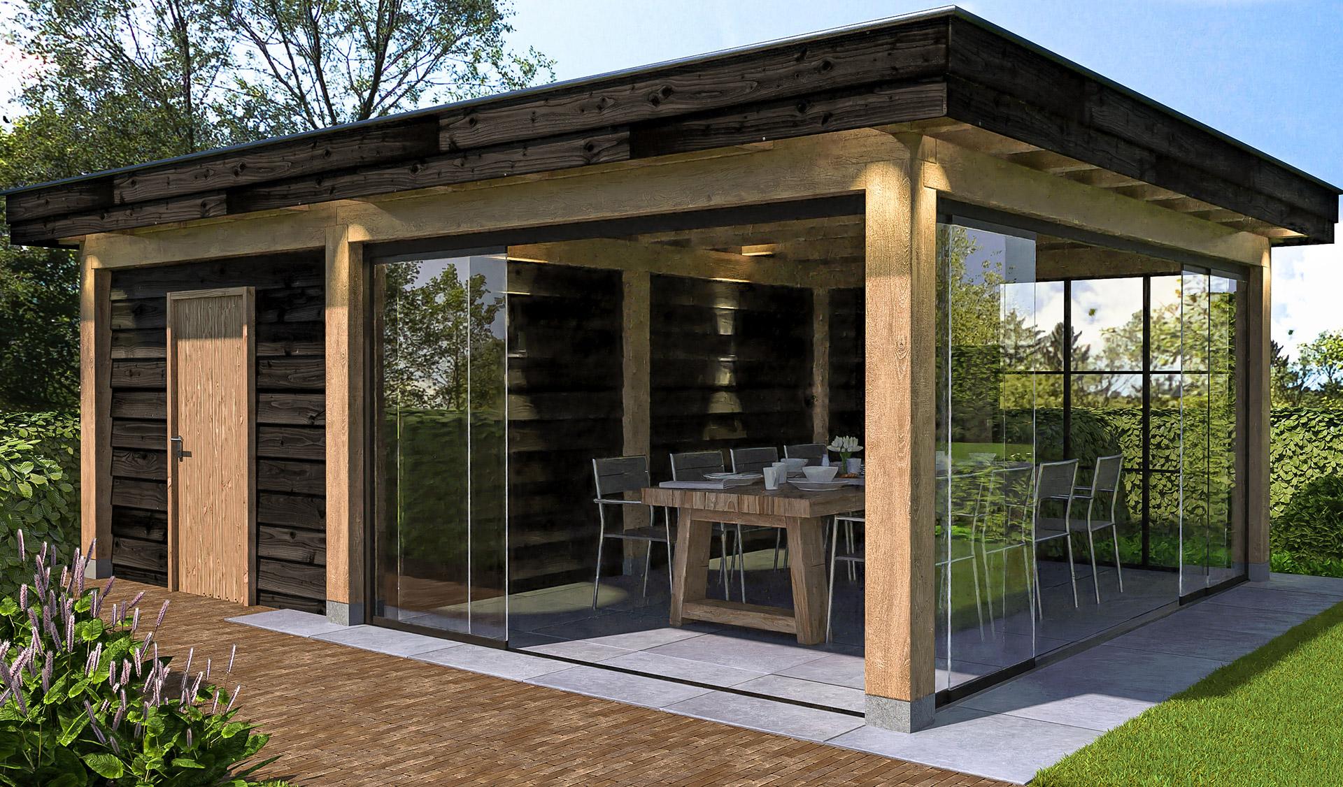 3D tuin ontwerp