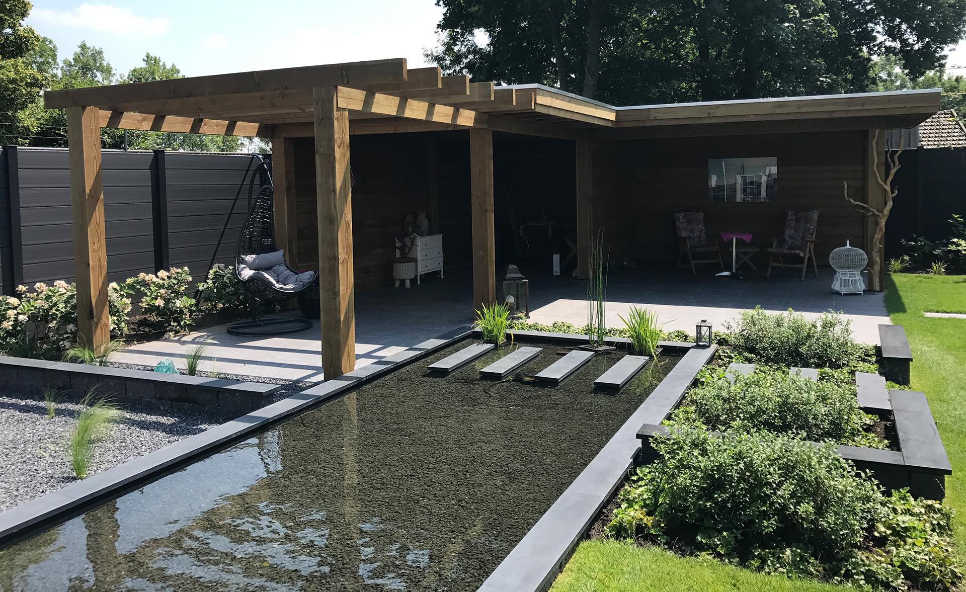Tuin renovatie Oud-Gastel